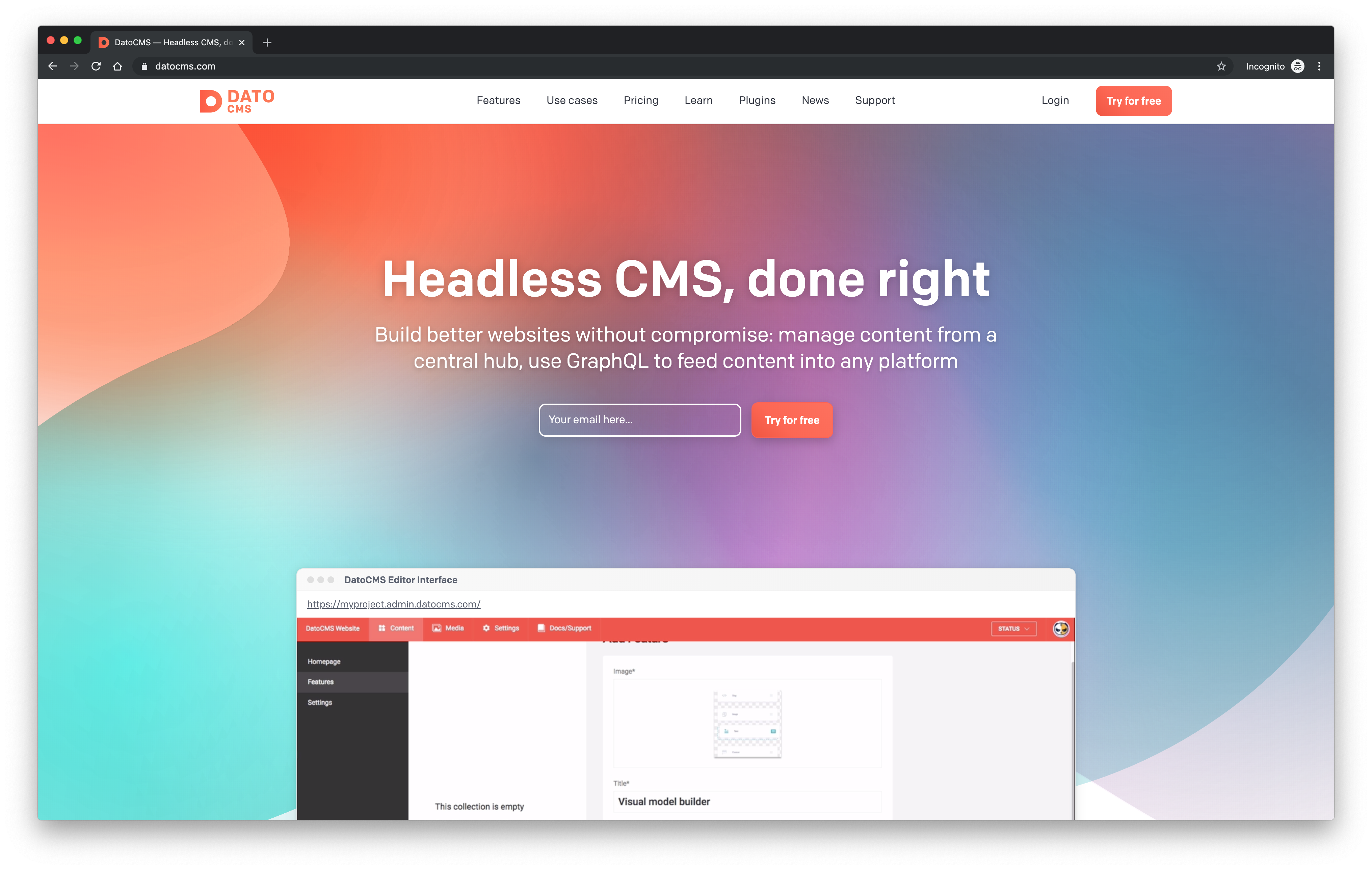 A List of Headless CMS for 2020 (Updated from 2018) | Zesty.io Mobile Panini Homepage Html Tutorial on