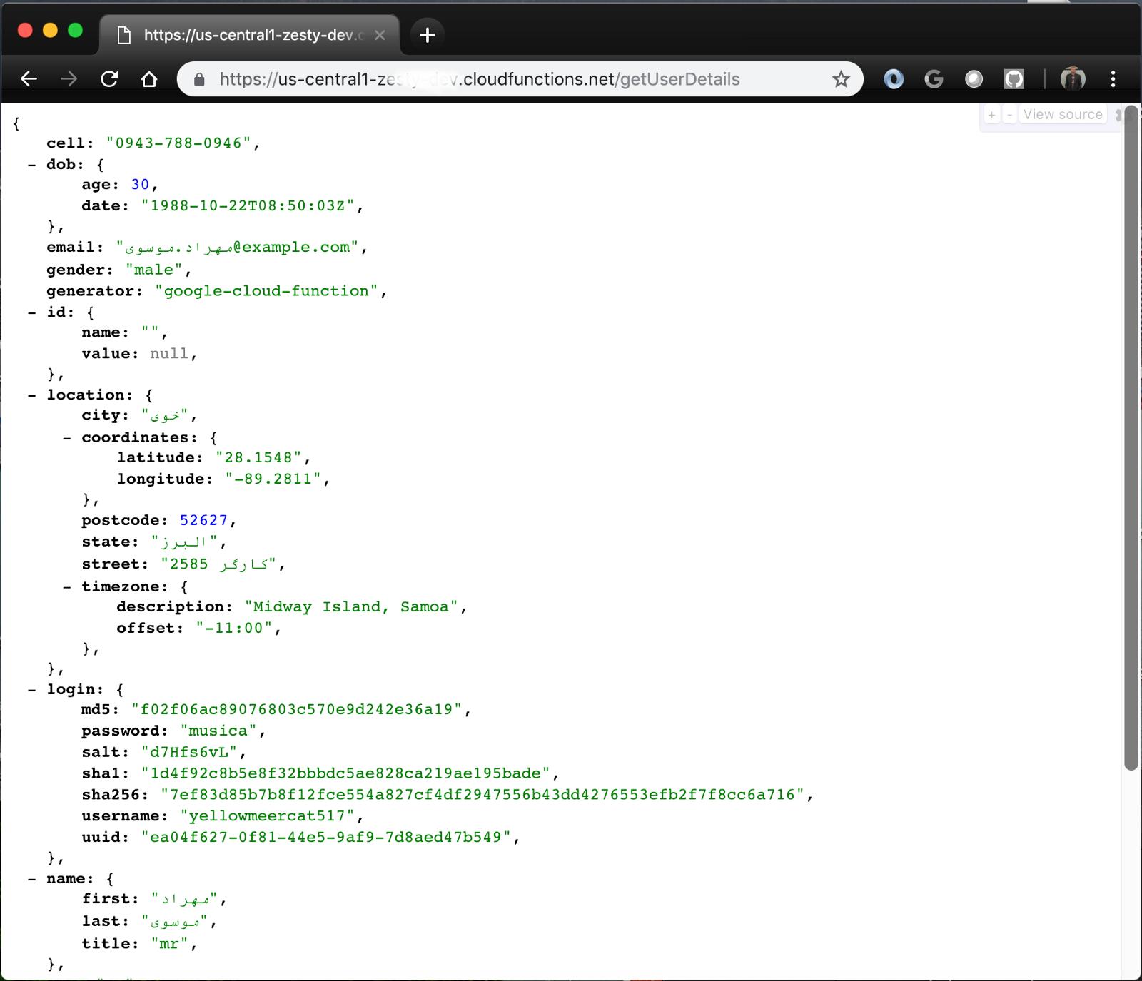Writing Google Cloud Functions in Go   Zesty io
