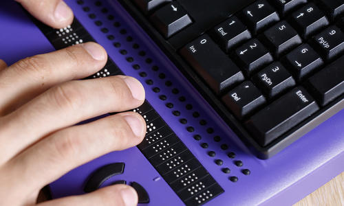 Automated Accessibility Testing article image.