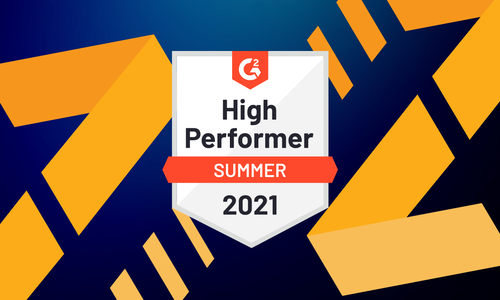Zesty.io Named a High Performer in G2 Grid Summer 2021 Report article image.